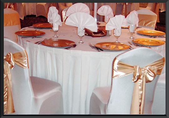 Tables Chairs Catering Creations - Catering chairs